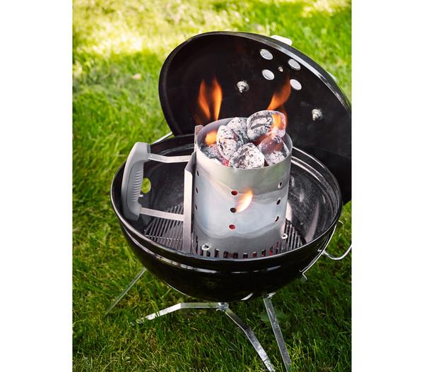 Weber Holzkohle-Kugelgrill Smokey Joe® Premium, Ø 37 cm