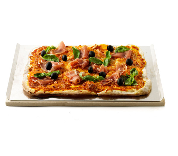 Weber Pizzastein Rechteckig, 44 x 30 cm