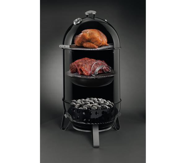 Weber Räucherofen Smokey Mountain Cooker, Ø 57 cm, schwarz