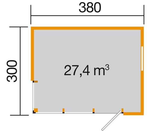 Weka Designhaus wekaLine 412