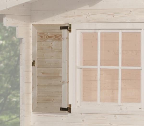 Weka Fensterladen 1-seitig