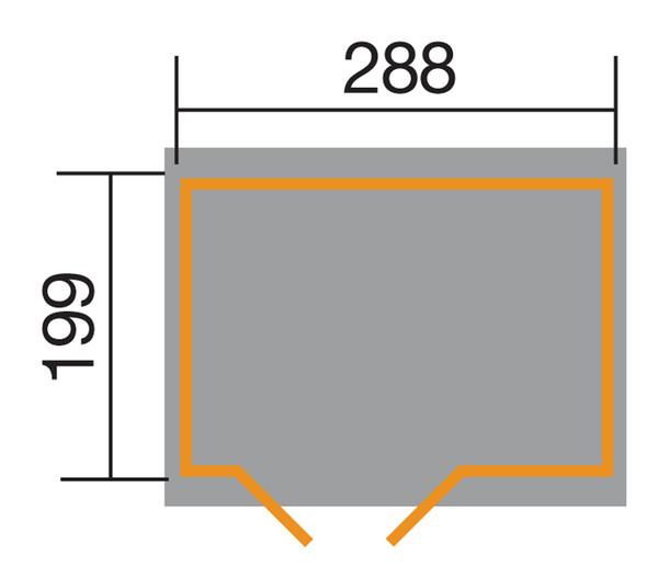 Weka Lagerhaus 607 A