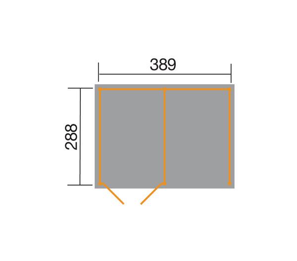 Weka Lagerhaus 607 Variante 2