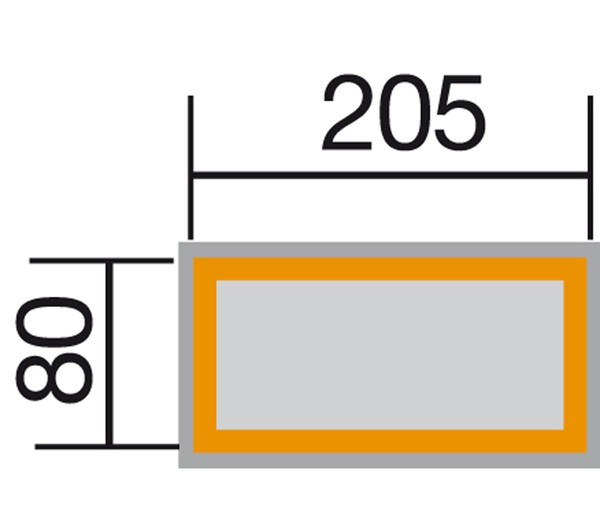 Weka Profi-Hochbeet 669 C, grau