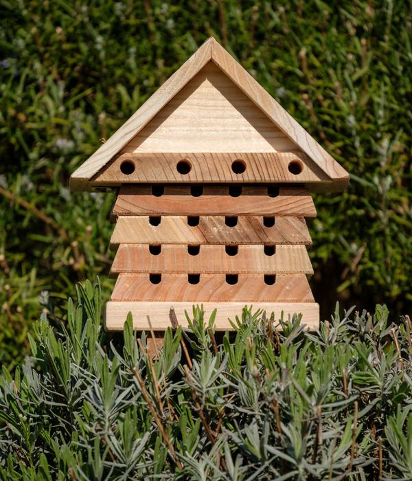 Wildlife Solitär-Bienenhaus