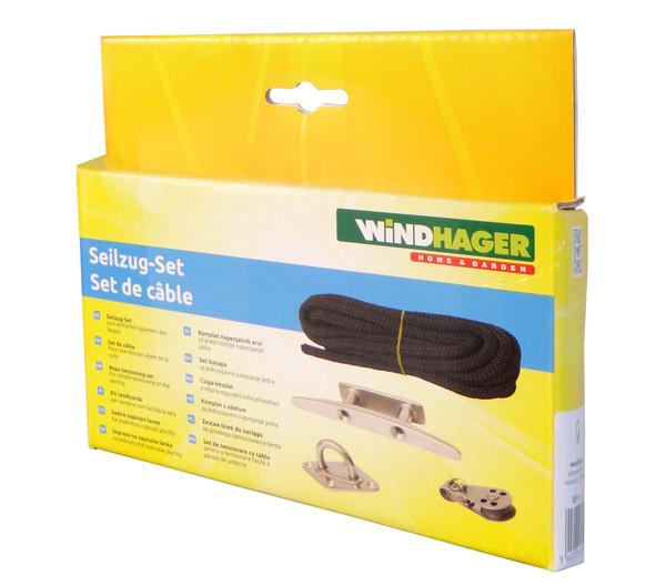 Windhager Seilzugset für SunSail Adria