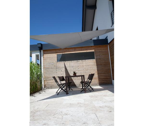 Windhager Sonnensegel SunSail Riviera Dreieck, 3,6 x 3,6 x 3,6 m