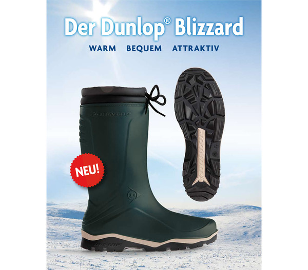 Winterstiefel Blizzard