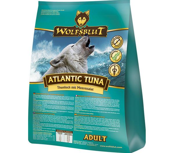 Wolfsblut Atlantic Tuna Adult Thunfisch & Meeressalat, Trockenfutter