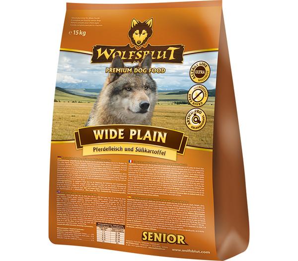 Wolfsblut Trockenfutter Wide Plain Senior Pferd & Süßkartoffel