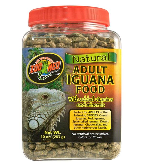 ZooMed Leguan-Pelletfutter Natural Iguana Food Adult