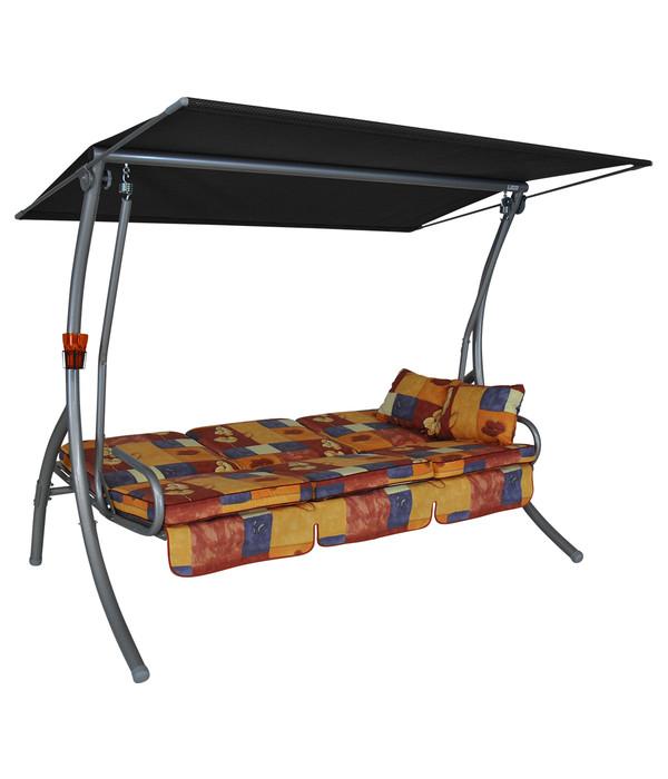 angerer hollywoodschaukel antwerpen 3 sitzer dehner. Black Bedroom Furniture Sets. Home Design Ideas