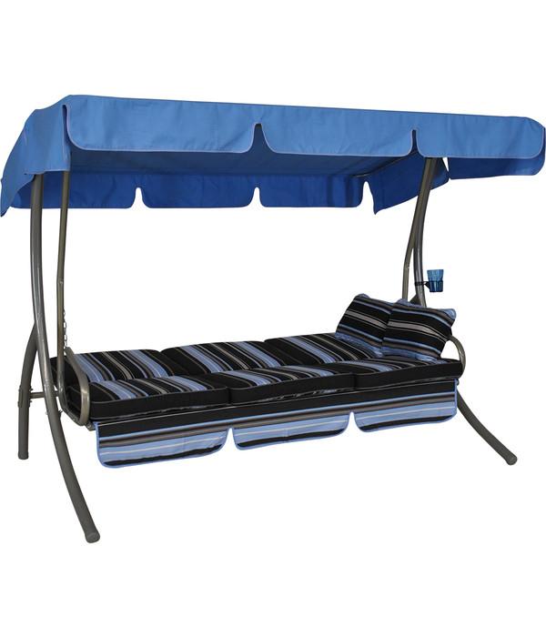 angerer hollywoodschaukel comfort hamburg 3 sitzer dehner. Black Bedroom Furniture Sets. Home Design Ideas