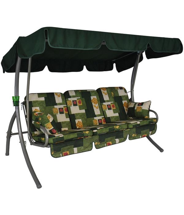 angerer hollywoodschaukel comfort paris 3 sitzer dehner. Black Bedroom Furniture Sets. Home Design Ideas