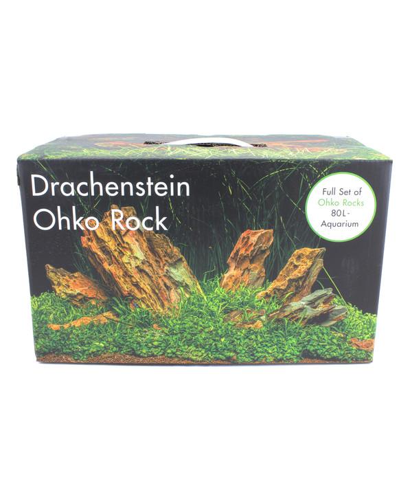 Aquadeco Deko Set Drachenstein Fur 80 Liter Aquarium Dehner