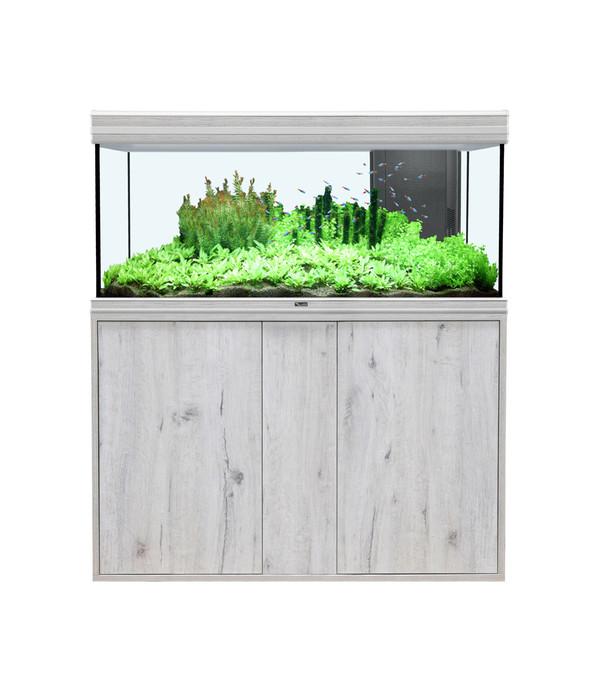 aquatlantis aquarium kombination fusion 120x40 led 19 mm wandst rke dehner. Black Bedroom Furniture Sets. Home Design Ideas