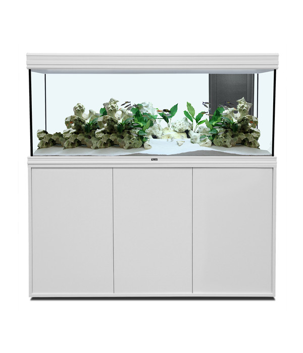 aquatlantis aquarium kombination fusion 150 led 40 mm wandst rke dehner. Black Bedroom Furniture Sets. Home Design Ideas