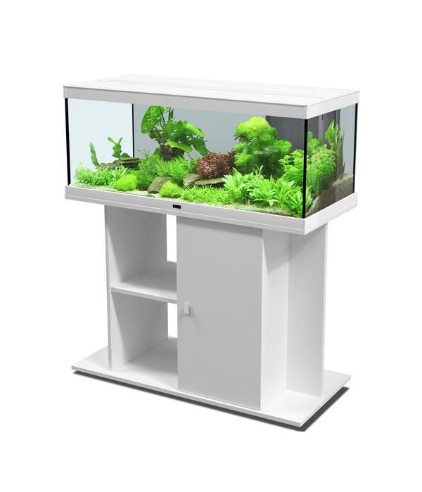 aquatlantis aquarium kombination style led 100x40 dehner. Black Bedroom Furniture Sets. Home Design Ideas