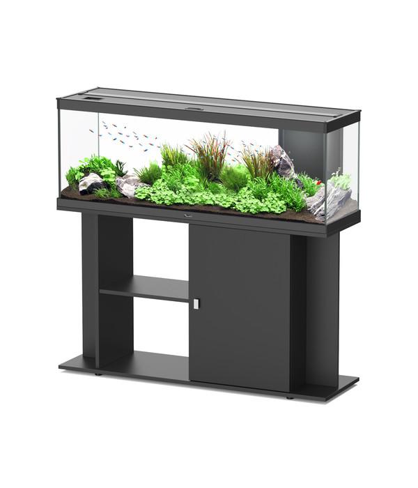 aquatlantis aquarium kombination style led 120x40 dehner. Black Bedroom Furniture Sets. Home Design Ideas