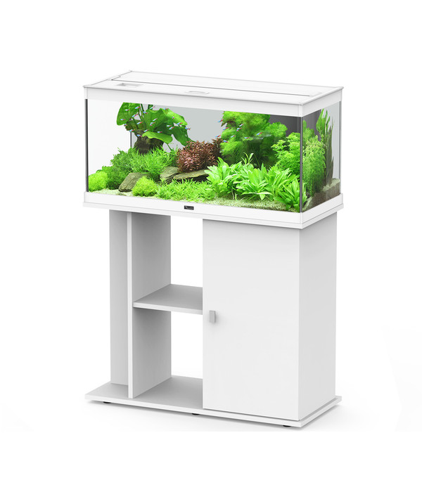 aquatlantis aquarium kombination style led 80x35 dehner. Black Bedroom Furniture Sets. Home Design Ideas