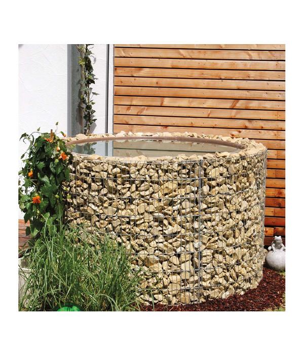 bellissa gabionenwasserfass 130 x 80 cm dehner. Black Bedroom Furniture Sets. Home Design Ideas