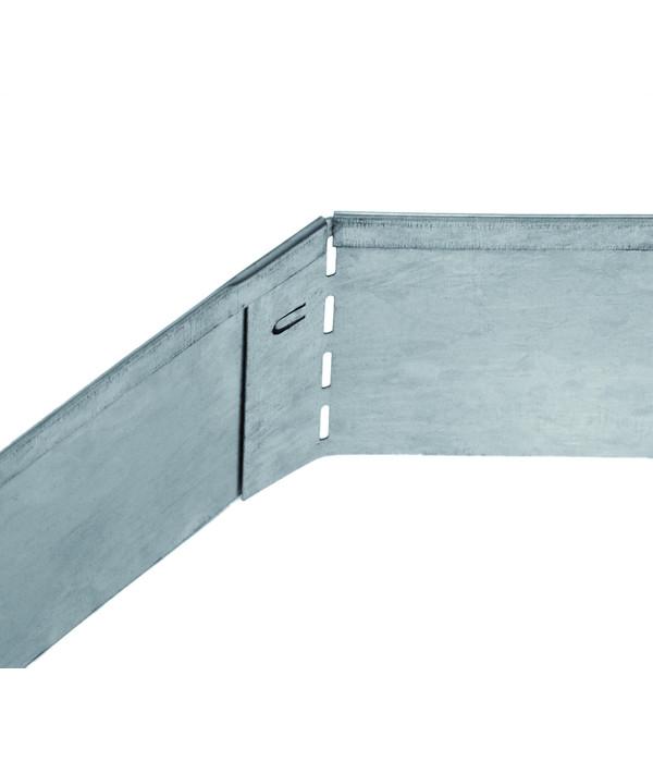 bellissa metall rasenkante verzinkt 118 x 13 cm dehner. Black Bedroom Furniture Sets. Home Design Ideas
