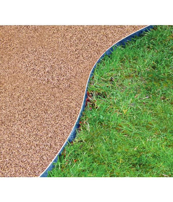 rasenbegrenzung bellissa metall rasenkante verzinkt 118 x 13 cm alu