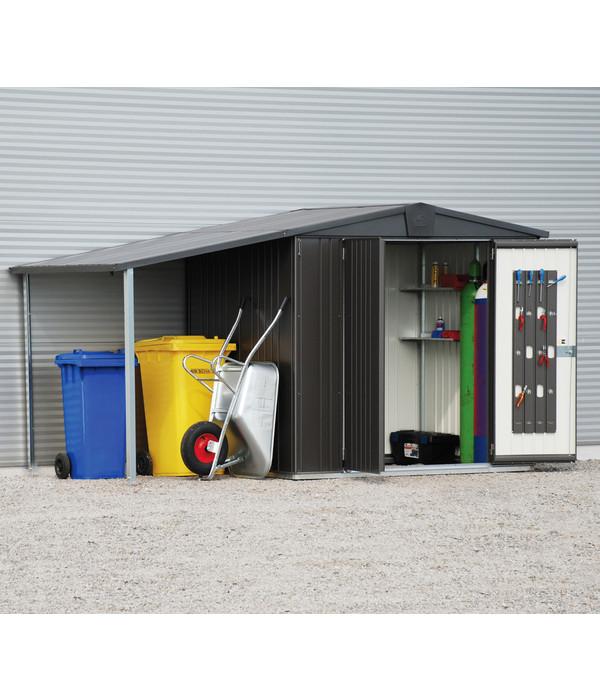 biohort seitendach europa 6 7 dehner. Black Bedroom Furniture Sets. Home Design Ideas
