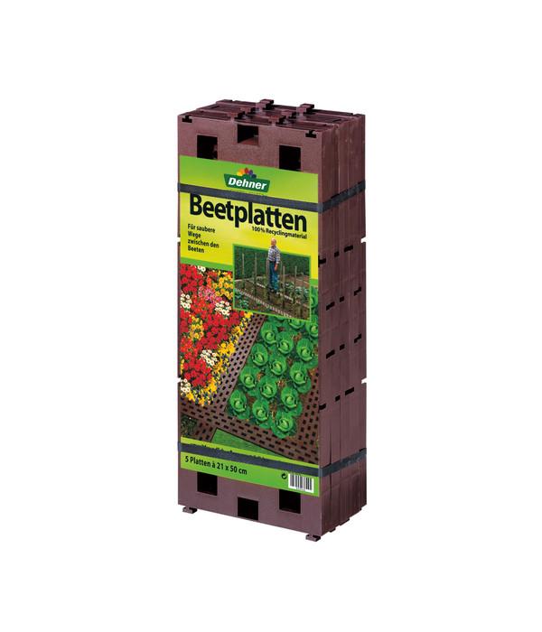 Dehner Beetplatten Für Den Garten 5 Stk Dehner
