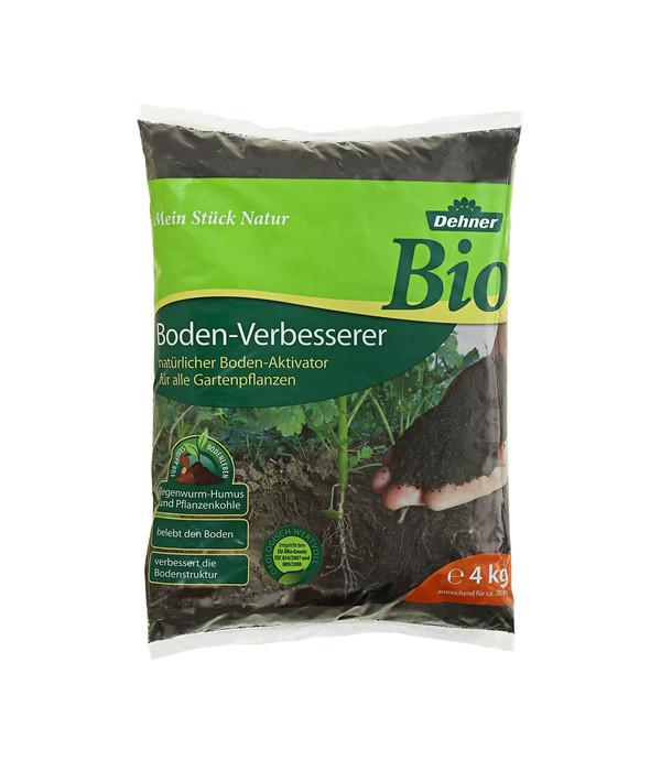 Dehner Bio Bodenverbesserer 4 Kg Dehner