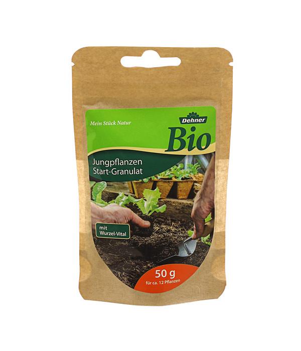 dehner bio jungpflanzen start granulat 50 g dehner. Black Bedroom Furniture Sets. Home Design Ideas