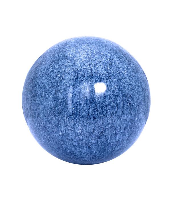 Dehner Christbaumkugeln.Dehner Edelstahlkugel Marmoriert Blau