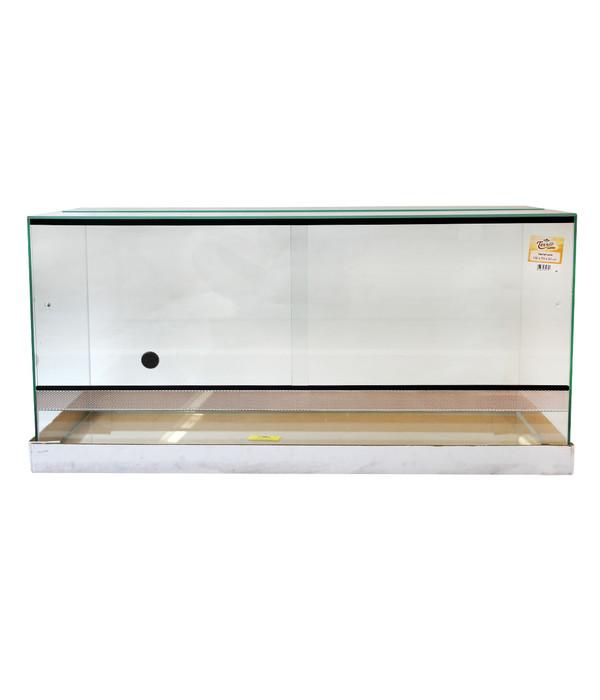 Dehner Ganzglasterrarium, 100x50x50 cm | Dehner