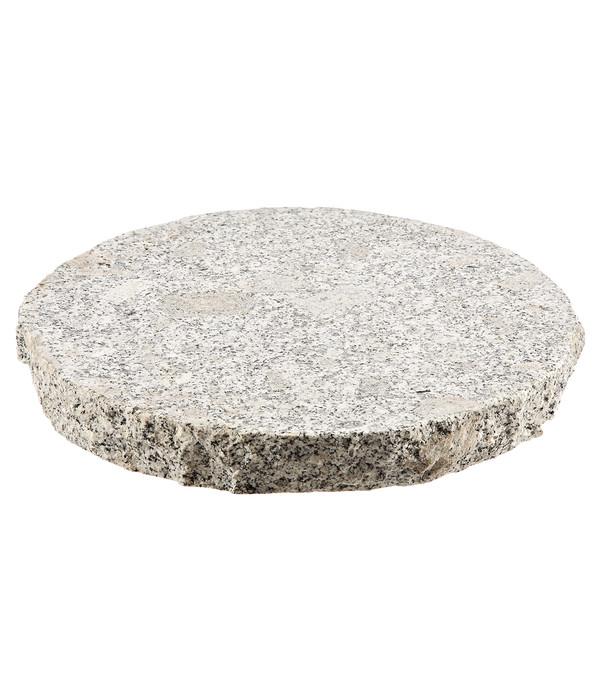 Dehner Granit Bodenplatte Grau Granit O 35 Cm Dehner