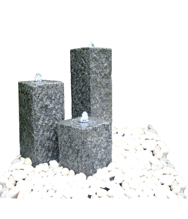 Dehner Granit Gartenbrunnen Nizza Ca B14 H25 35 45 T14 Cm Dehner