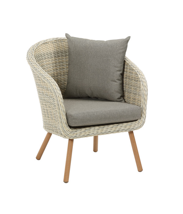 dehner markenqualit t sessel antigua beige dehner. Black Bedroom Furniture Sets. Home Design Ideas