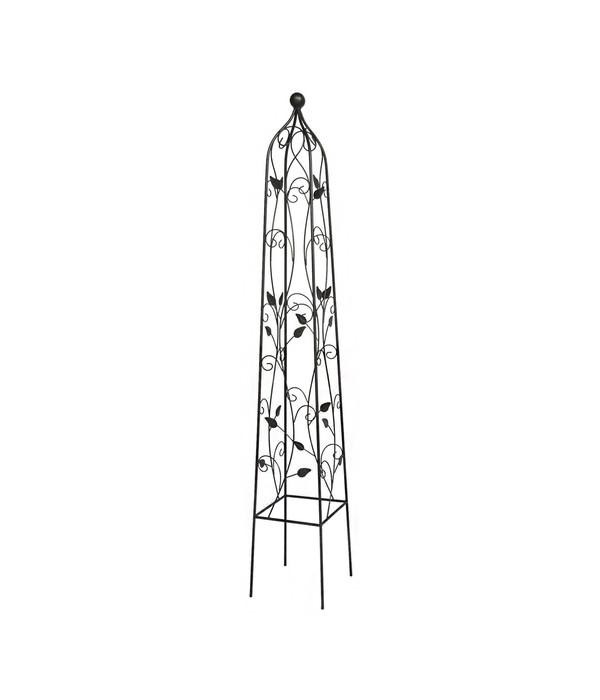 dehner metall obelisk cornwall dehner. Black Bedroom Furniture Sets. Home Design Ideas