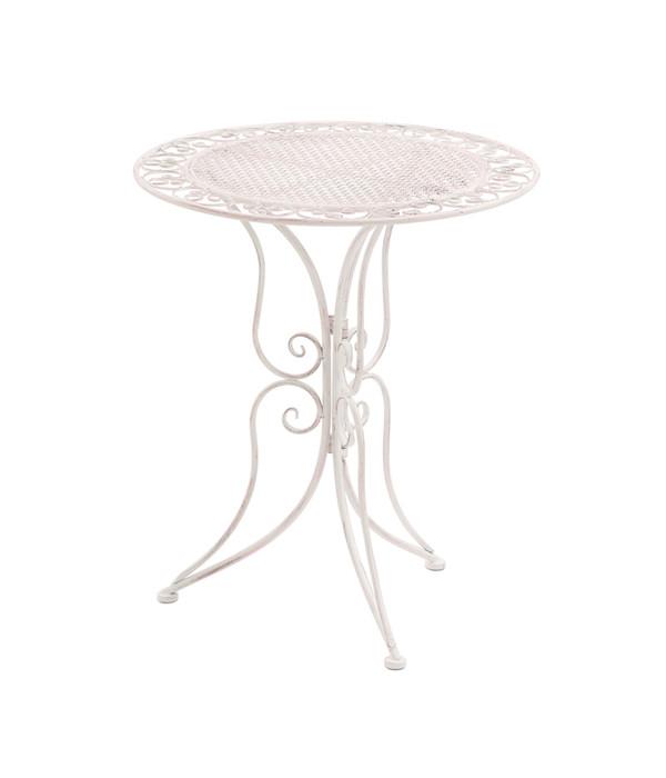 Dehner Metall-Tisch Provence, Ø 60 cm | Dehner