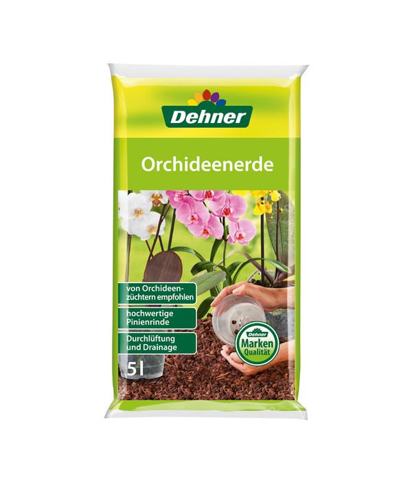 dehner orchideenerde 5 l dehner. Black Bedroom Furniture Sets. Home Design Ideas