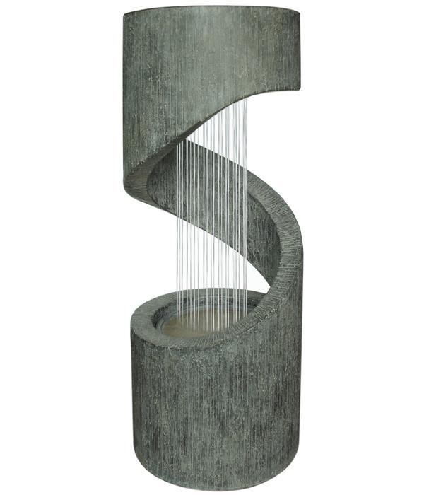 Dehner Polyresin-Brunnen Mali   Dehner