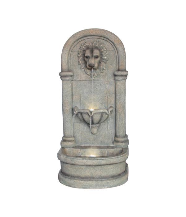 Dehner Polyresin-Wandbrunnen Faro   Dehner