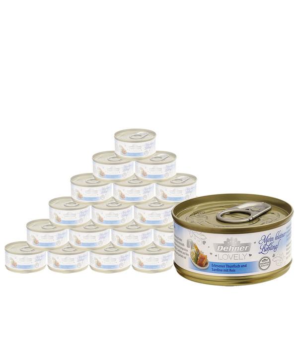 Thunfisch & Sardinen & Reis