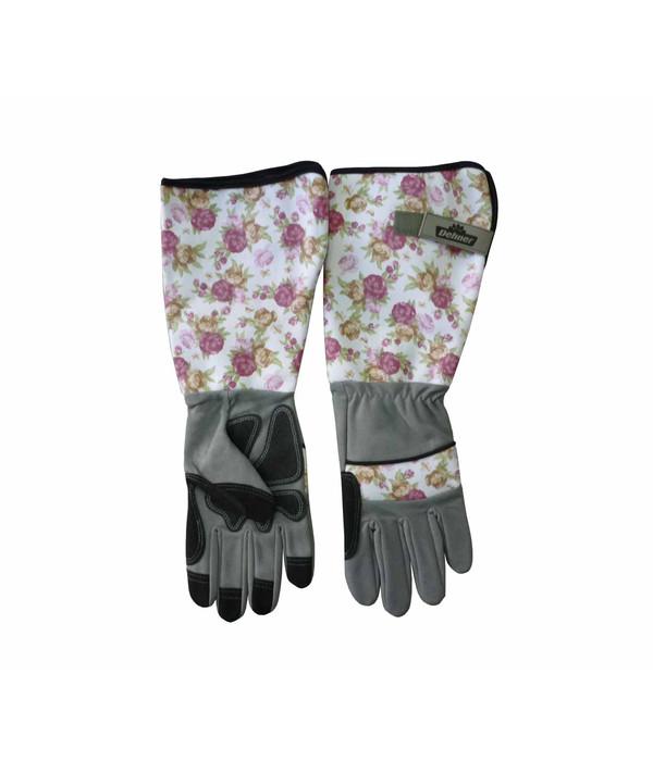 dehner rosen strauchhandschuh rosenmotiv dehner. Black Bedroom Furniture Sets. Home Design Ideas