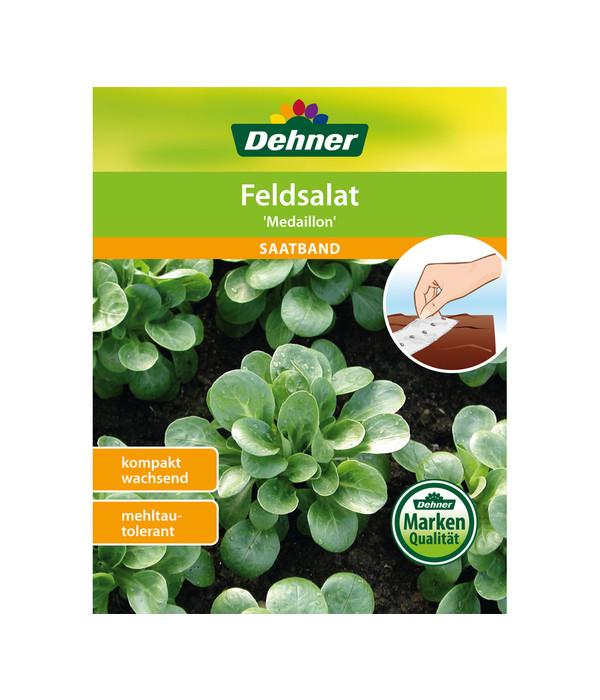 Dehner Saatband Feldsalat Medaillon Dehner