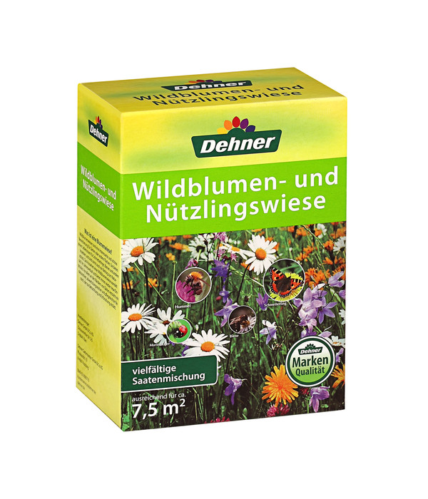 Gemeinsame Dehner Saatgut Wildblumen- und Nützlingswiese   Dehner #VQ_65