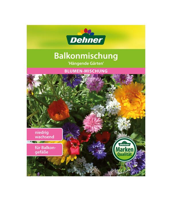 Dehner Samen Blumenmischung Balkonmischung Hängende Gärten Dehner