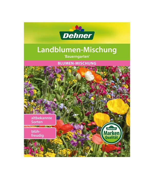 Dehner Samen Blumenmischung Landblumen Bauerngarten Dehner