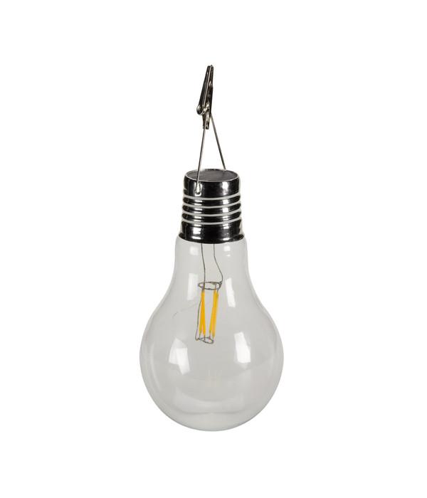 Dehner Solar-Glühbirne \'Antik\'   Dehner