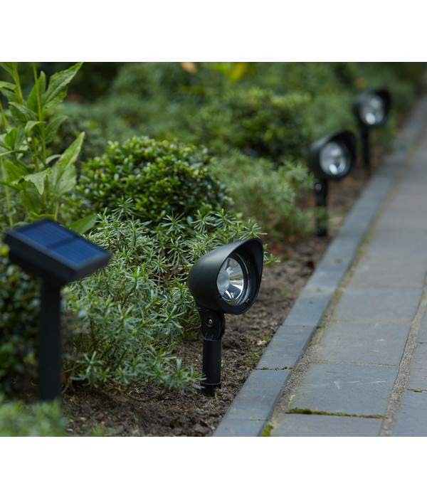 dehner solar spot 3er set dehner. Black Bedroom Furniture Sets. Home Design Ideas