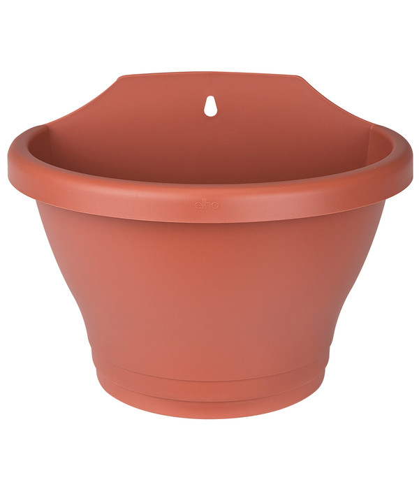 Elho kunststoff wandampel corsica dehner for Blumentopf plastik